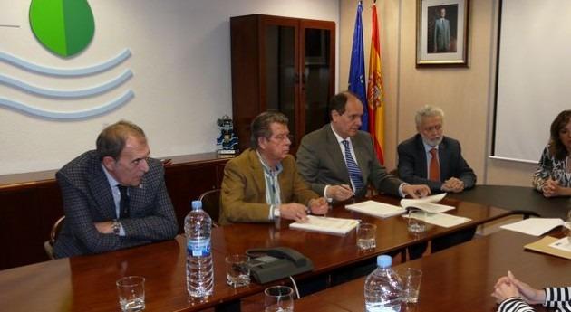modernización regadíos murcianos Tercia supondrá inversión 25,4 millones euros