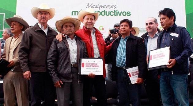 México apuesta mejora productividad hídrica sector agrario