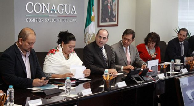 Conagua fortalece coordinación sector agrícola México
