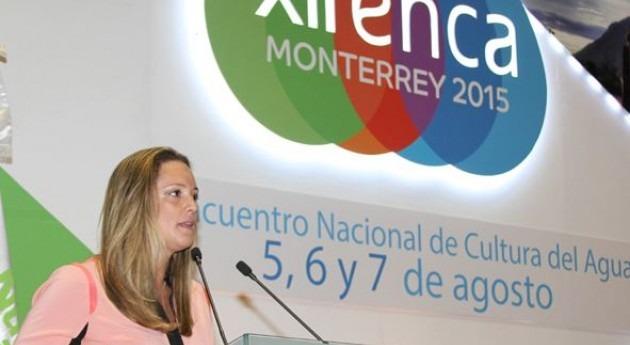 Natalia Briseño Campillo, Coordinadora General de Comunicación y Cultura del Agua,