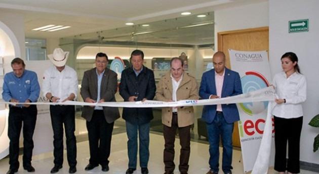 Conagua entrega obras que reducirán vulnerabilidad hídrica Guanajuato