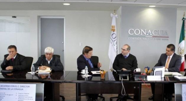 Ciudad México y Conagua trabajan mejora abastecimiento agua