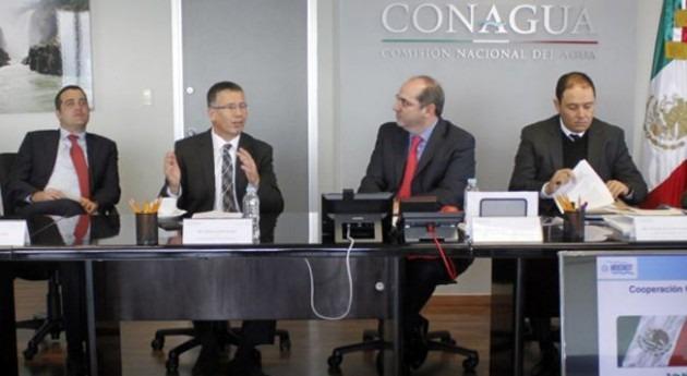 Conagua y Mekorot desarrollan segunda fase solucionar problemas hídricos México