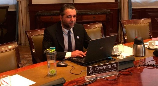 Comparecencia Luis Babiano Subcomisión retos cambio climático
