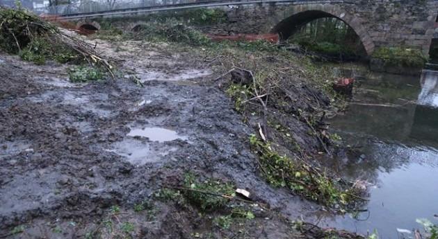 """"""" proyecto encauzamiento Sarria no cumplirá objetivo que fue diseñado: reducir riesgo inundaciones"""""""