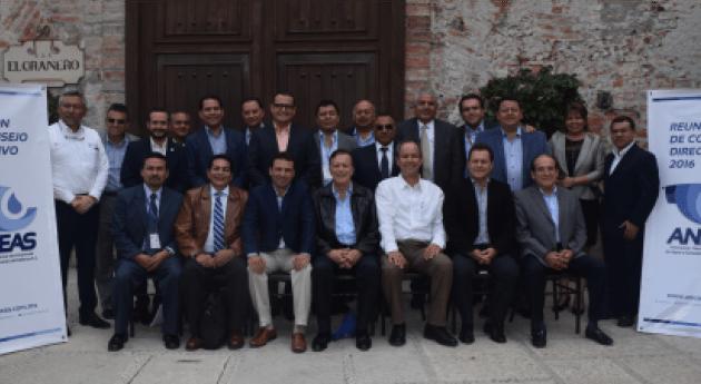 Se reúne Consejo Directivo ANEAS marco XVIII ENAC y III ENATEC