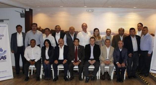 Sesiona Consejo Directivo ANEAS Culiacán