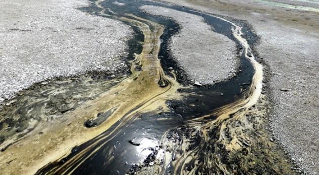 Metodología que permite detectar dónde y cuándo se contamina acuífero