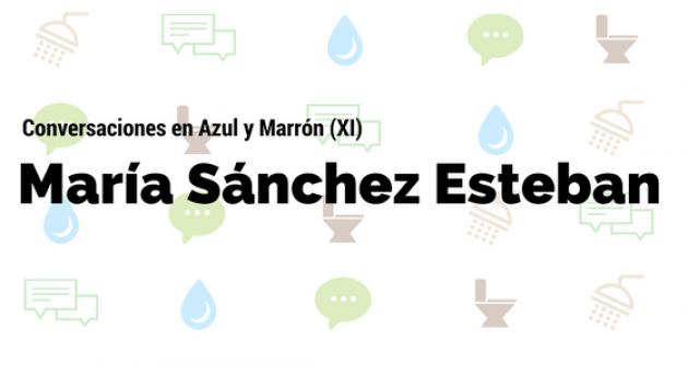 Valladolid remunicipaliza servicio aguas. Hablamos #FelizAguaPublica Azul y Marrón