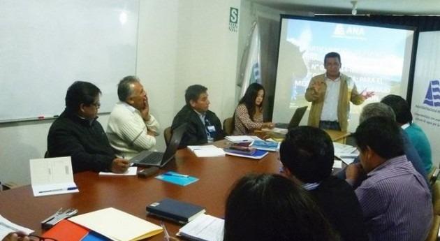 ANA agiliza procedimientos administrativos otorgamiento licencia uso agua cuenca Marañón
