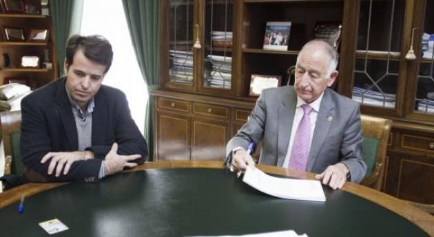 Inversión más 350.000 euros saneamiento y aceras Cuevas Almanzora