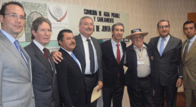 Se reunieron Presidentes Consejos Cuenca y Diputados CAPyS