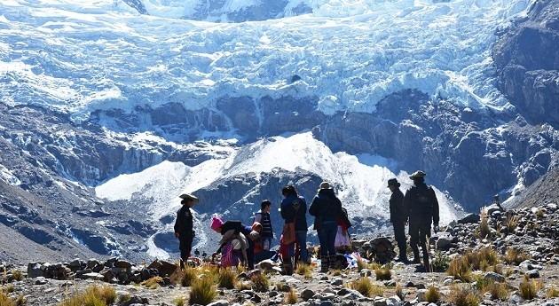 Propuestas resiliencia Nevados Andinos