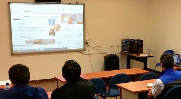 Curso instrumentación redes alcantarillado profesionales Quito