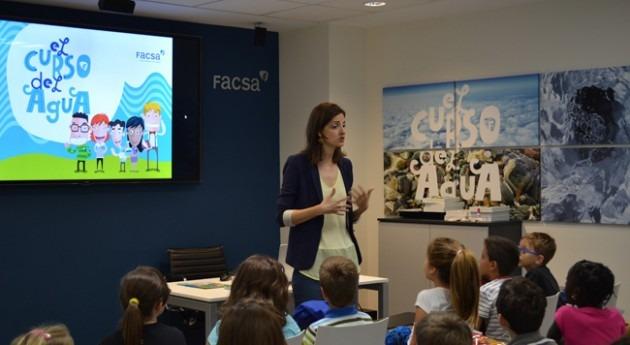 FACSA estrena tercera edición ' Curso Agua'