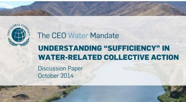 ¿Cómo pueden empresas realizar evaluación gestión agua?