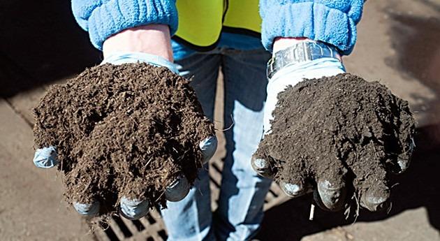 Generar compost reducir problema quema paja arroz l´Albufera
