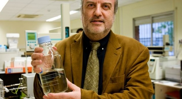 El director del Institut Català de Recerca de l'Aigua (Icra), Damià Barceló