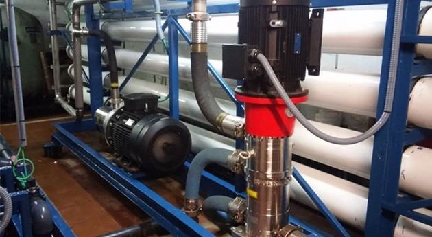 TAGUA se une Danfoss responder al desafío desalación y eficiencia energética