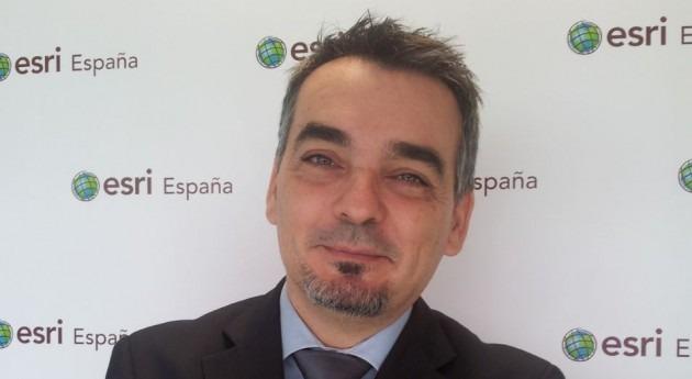 Entrevista Daniel Cardelús, Industry Manager Executive for Water & Wastewater ESRI España