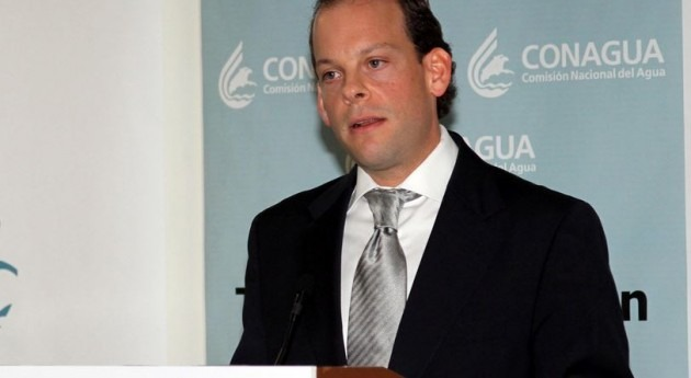 David Korenfeld, director de Conagua