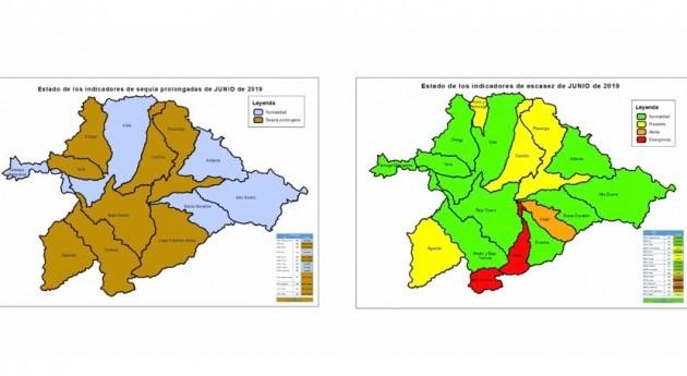 Junta Gobierno CHD conoce e informa borrador Real Decreto sequía