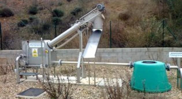 servicio depuradora 501 Plan Saneamiento Cataluña Torre Fontaubella