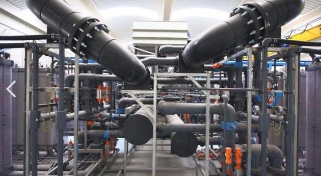 Abengoa, preseleccionada construcción planta energética y desalinizadora Kuwait