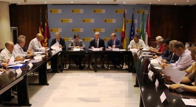 Desembalse 200 hectómetros cúbicos garantizar riegos verano cuenca Segura