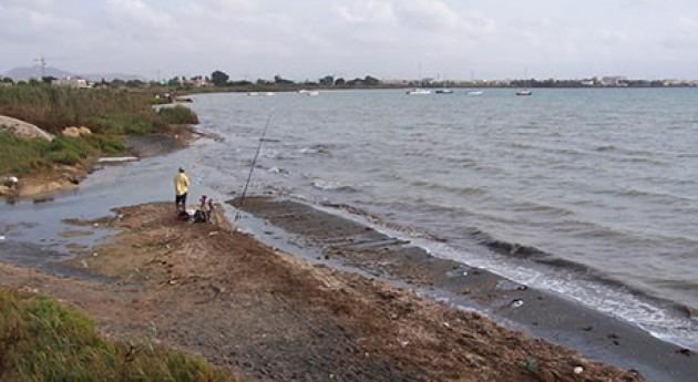 ecología, hidrografía y geología Mar Menor, estudio alto nivel detalle