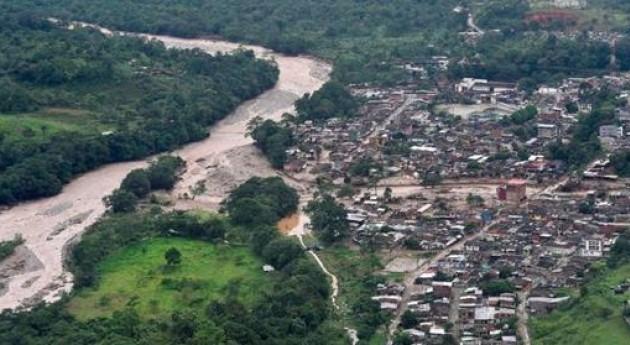 España dona 50.000 euros población afectada avalancha Mocoa, Colombia