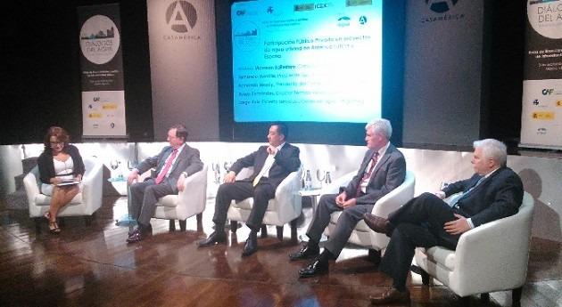 Fernando Morcillo señala elementos clave mejorar gobernanza agua
