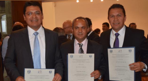 Se graduó 6ta Generación Diplomado Dirección Organismos Operadores