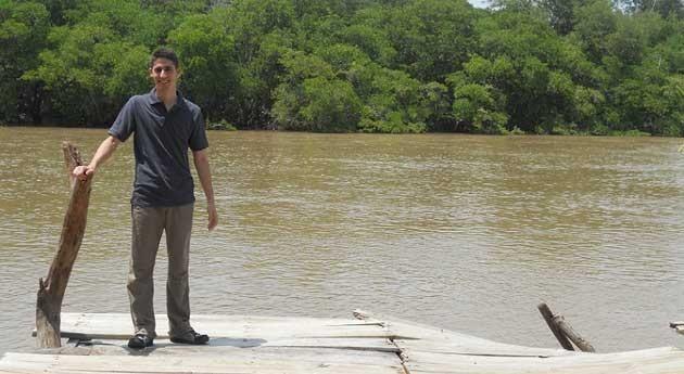 Entrevista #DíaMundialDelAgua: Diego Molina (@DMolinaMaches)