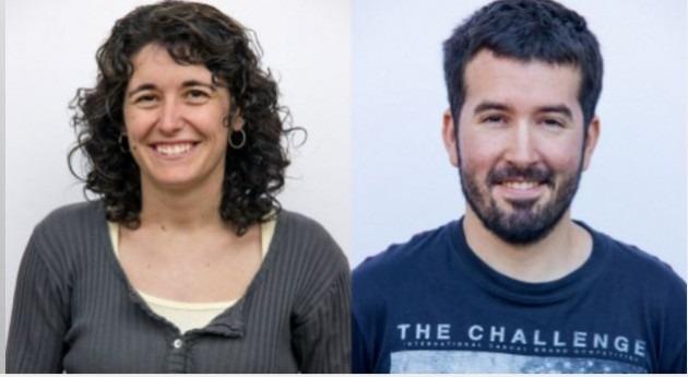Olga Ferrer y Nicolás Arespacochaga, dos nuevos doctores Cetaqua