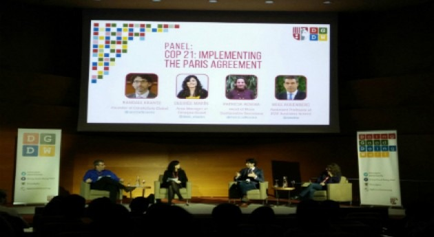 CETaqua participa conferencia Doing Good and Doing Well organizada IESE