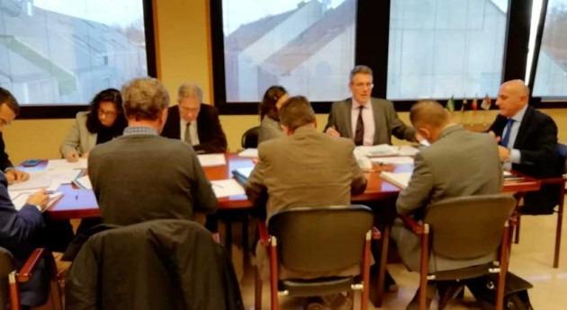 Plan DSEAR centra reunión Comité Autoridades Competentes Guadiana