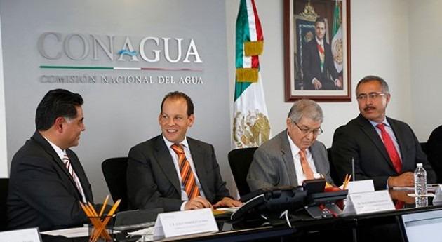 Conagua acuerda impulsar más proyectos Durango avanzar sustentabilidad hídrica