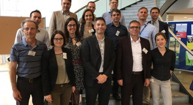 socios internacionales REMEB promocionan proyecto Bruselas
