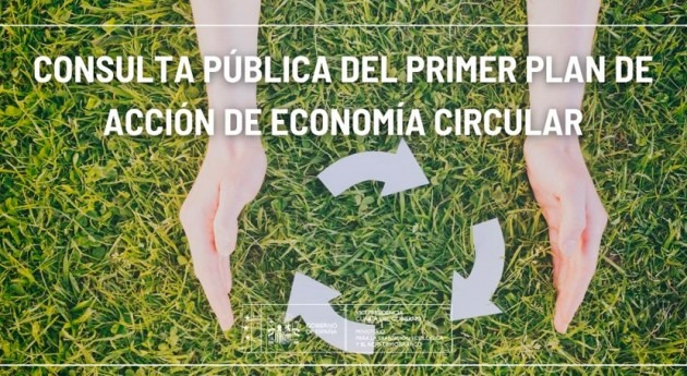 MITECO abre consulta pública primer Plan Acción Economía Circular