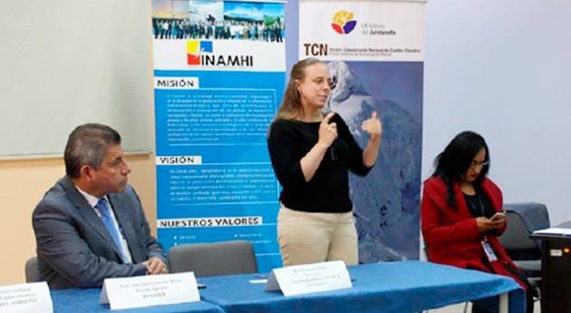 Ecuador dispone ya proyecciones climáticas año 2100