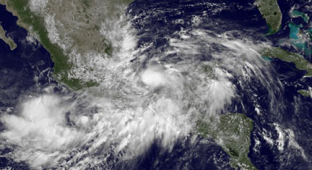 Desastres hidrometeorológicos México: protección civil