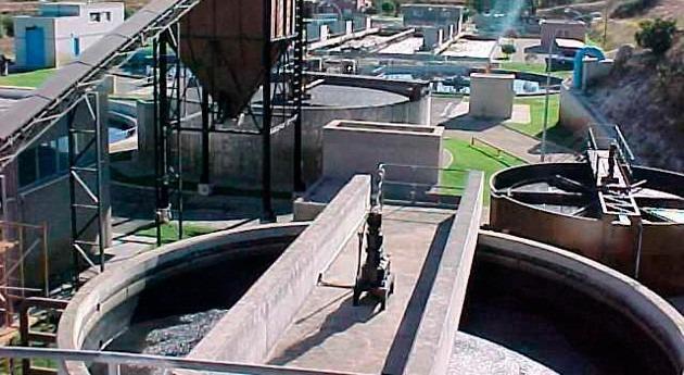 Valencia participará financiación bombeo agua regenerada EDAR Alcoi