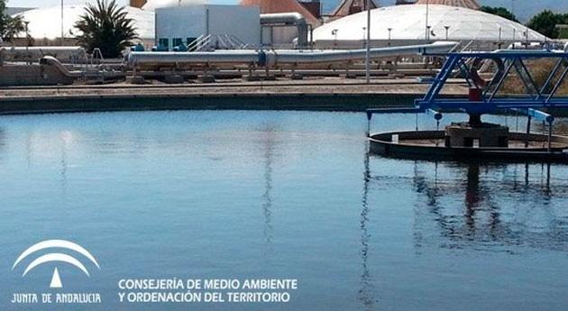 Gobierno andaluz licita redacción y ejecución nueva EDAR Antas
