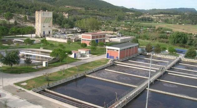 Licitado proyecto habilitar nuevo colector sistema saneamiento Igualada