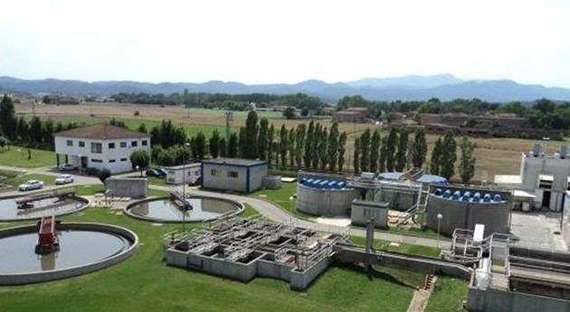 Adjudicadas obras que mejorarán funcionamiento EDAR Terri Banyoles