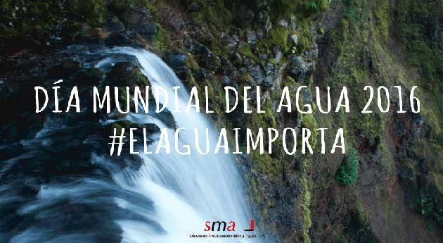 #ElAguaImporta, campaña concienciar