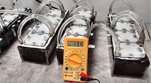 Crean sistema híbrido que genera electricidad partir aguas residuales y radiación solar