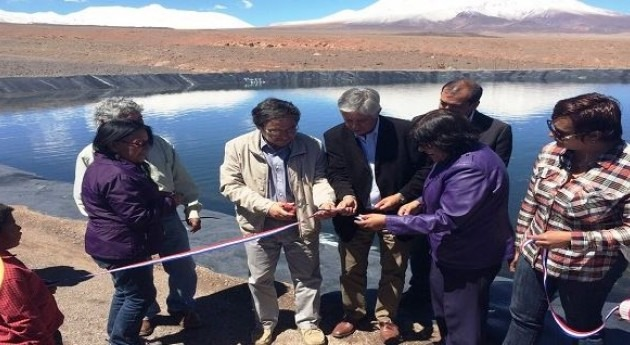 nuevo embalse regulación corta Talabre permitirá asegurar producción frutales y alfalfa