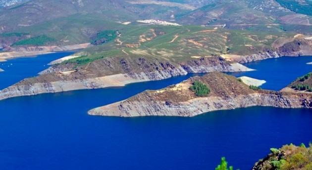 reserva hidráulica española se encuentra al 62,1% capacidad total